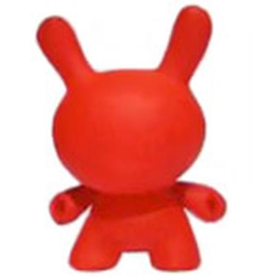 Kid Robot Special Edition Dunny Plugin Hollywood (Red)