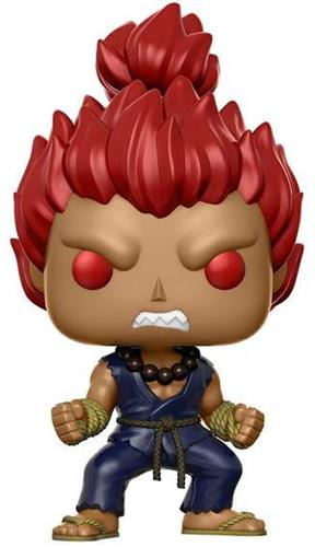 Funko Pop! Games Akuma Icon
