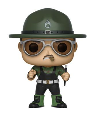 Funko Pop! Wrestling SGT Slaughter