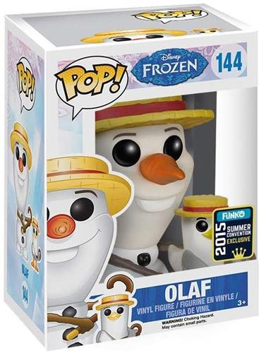 Funko Pop! Disney Olaf (Barbershop Quartet) Stock