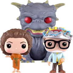 The Gatekeeper / Zuul / The Key Master (3-Pack)