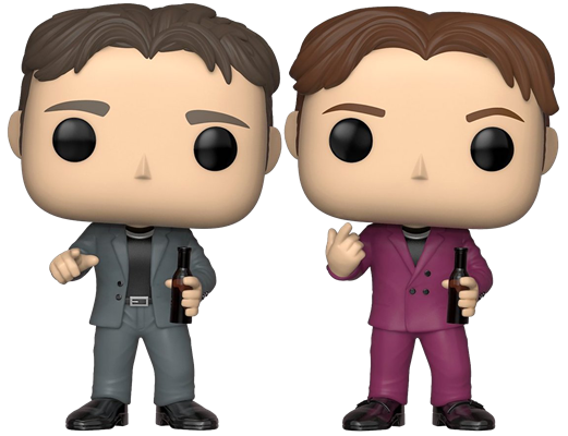 Funko Pop! Saturday Night Live Butabi Brothers (Doug & Steve)