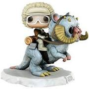 Funko Pop! Star Wars Hoth Han Solo with Tauntaun (Deluxe)