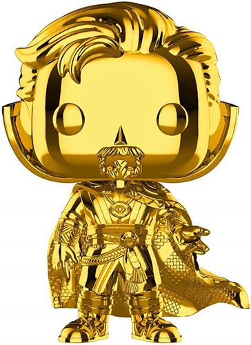 Funko Pop! Marvel Doctor Strange (Gold Chrome)