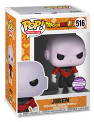 Funko Pop! Animation Jiren Stock
