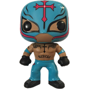 Funko Pop! Wrestling Rey Mysterio (Light Blue)