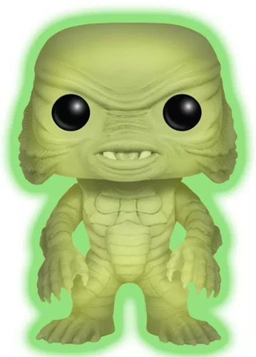 Funko Pop! Movies Creature from the Black Lagoon (Glow) Icon