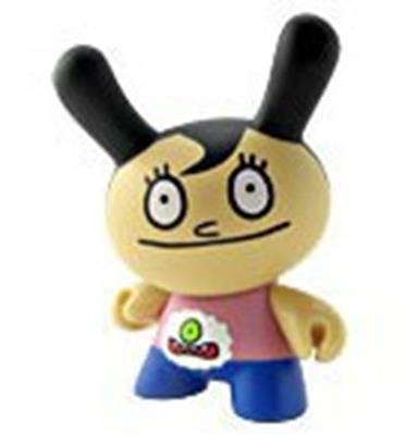 Kid Robot Blind Boxes 2-Faced Series 2 Minus Stock