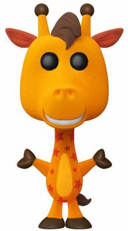 Funko Pop! Ad Icons Geoffrey (Flocked)