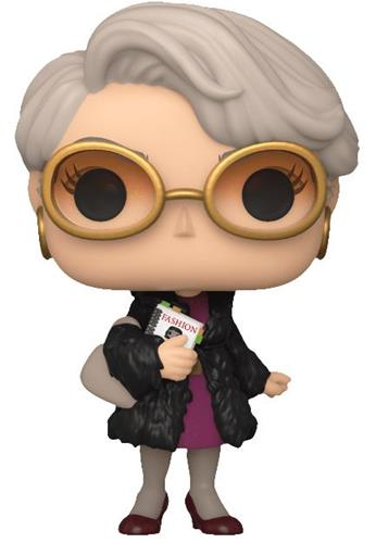 Funko Pop! Movies Miranda Priestly Icon Thumb