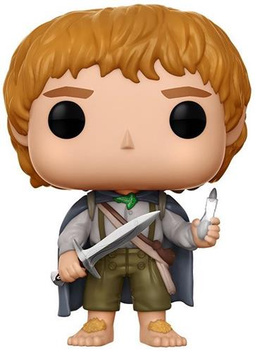 Funko Pop! Movies Samwise Gamgee Icon Thumb