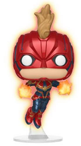 Funko Pop! Marvel Captain Marvel (Flying)
