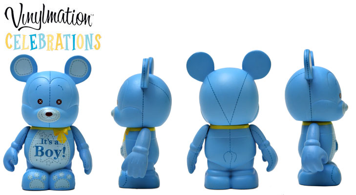 Vinylmation Open And Misc Celebrations It's A Boy