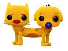 CatDog (Flocked)