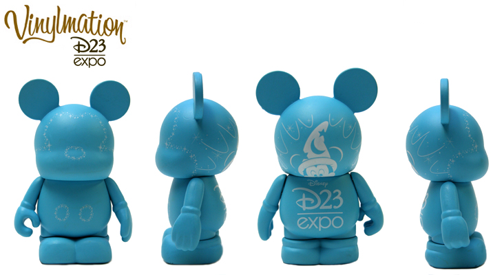 Vinylmation Open And Misc D23 D23 Expo 2011
