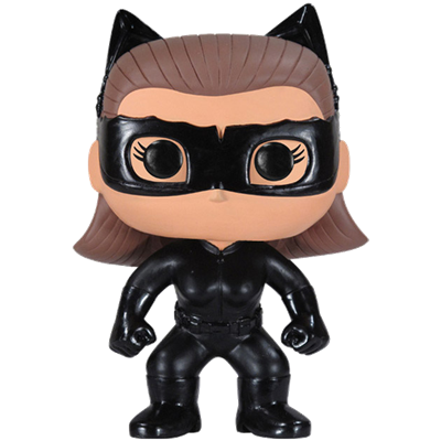 Funko Pop! Heroes Catwoman (The Dark Knight Rises)
