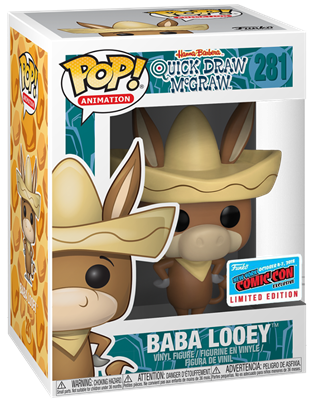 Funko Pop! Animation Baba Looey Stock