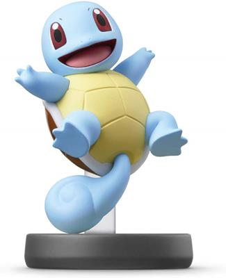 Amiibo Super Smash Bros. Squirtle Icon Thumb
