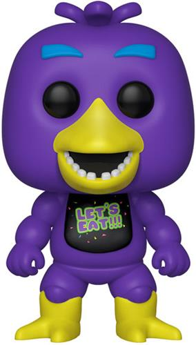 Funko Pop! Games Chica (Blacklight)