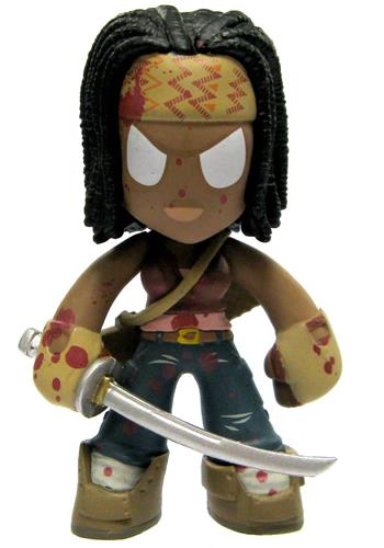 Mystery Minis Walking Dead Series 2 Michonne (Bloody)