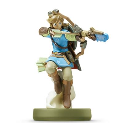 Amiibo The Legend of Zelda Link (Archer)