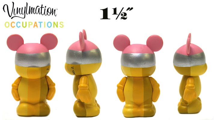 Vinylmation Open And Misc Occupations Jr. Pencil