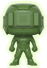 Funko Pop! Movies Sixer (Jade) - Glow Chase