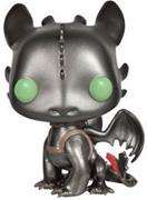 Funko Pop! Movies Toothless (Metallic)
