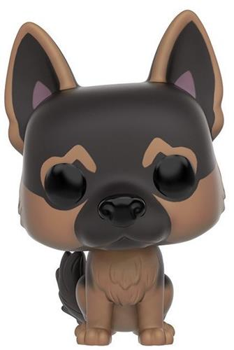 Funko Pop! Pets German Shepherd Icon