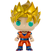 Funko Pop! Animation Goku (Super Saiyan) (Metallic)