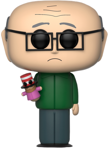 Funko Pop! South Park Mr. Garrison