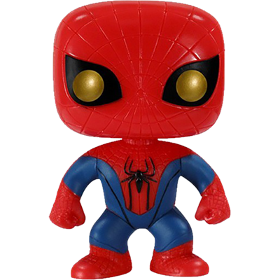 Funko Pop! Marvel Spider-Man (The Amazing Spider-Man)