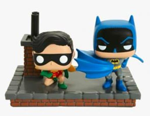 Funko Pop! Heroes Batman and Robin Icon
