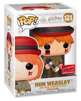 Funko Pop! Harry Potter Ron Weasley Stock