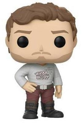 Funko Pop! Marvel Star-Lord (Gear Shift Shirt)
