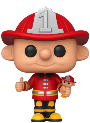 Funko Pop! Ad Icons Pez Boy (Fireman)