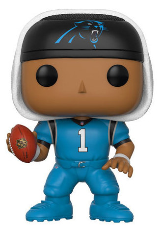 Funko Pop! Football Cam Newton (Color Rush)