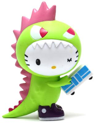 Tokidoki Hello Kitty Blind Box Series 1 Kaiju Lizard Kitty
