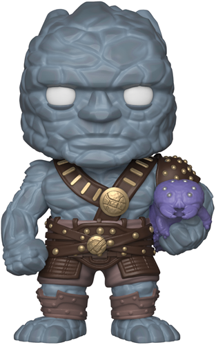 Funko Pop! Marvel Korg (w/ Miek)