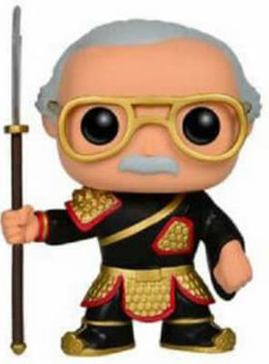 Funko Pop! Asia Stan Lee (Guan Yu) - Black