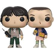 Funko Pop! Television Eleven (w/ Eggos) & Mike (2-Pack)