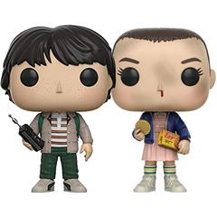Eleven (w/ Eggos) & Mike (2-Pack)