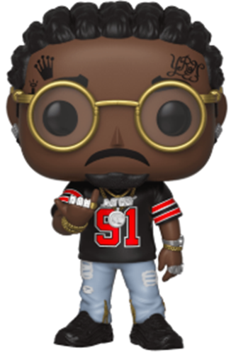 Funko Pop! Rocks Quavo