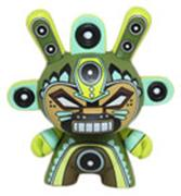 Kid Robot Blind Boxes Azteca Series 2 MiniGod