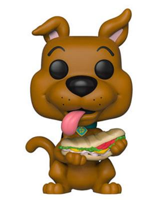 Funko Pop! Animation Scooby-Doo (with Sandwich)