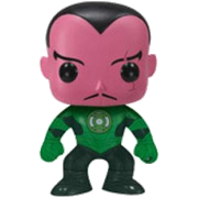 Funko Pop! Heroes Sinestro (Movie)