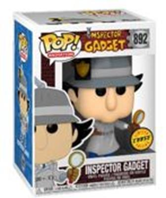Funko Pop! Animation Inspector Gadget (Chase) Stock