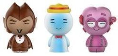 Dorbz Ad Icons Monster Cereal 3-Pack (Count Chocula, Boo Berry, Franken Berry)