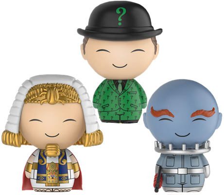 Dorbz DC Comics Batman Villains (3-Pack)