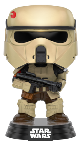 Funko Pop! Star Wars Scarif Stormtrooper